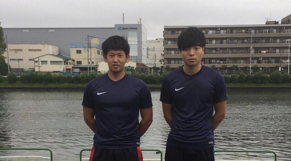 第44回 全日本大学選手権大会 クルー紹介