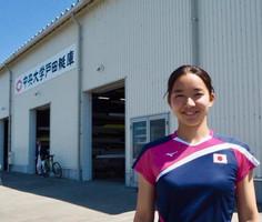 【インタビュー】U19世界ジュニア日本代表・米澤知華