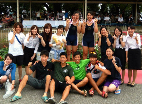 第42回全日本大学選手権大会最終日結果
