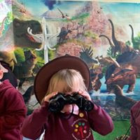 Exploring for dinos