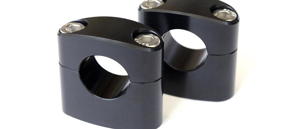 Lenker-Klemmböcke Set 25.4mm / 1 Zoll
