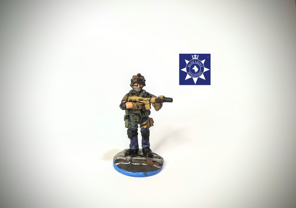 28mm GSG9 German Police