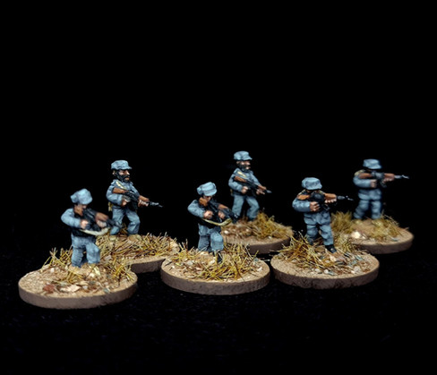 15mm Afghan National Police