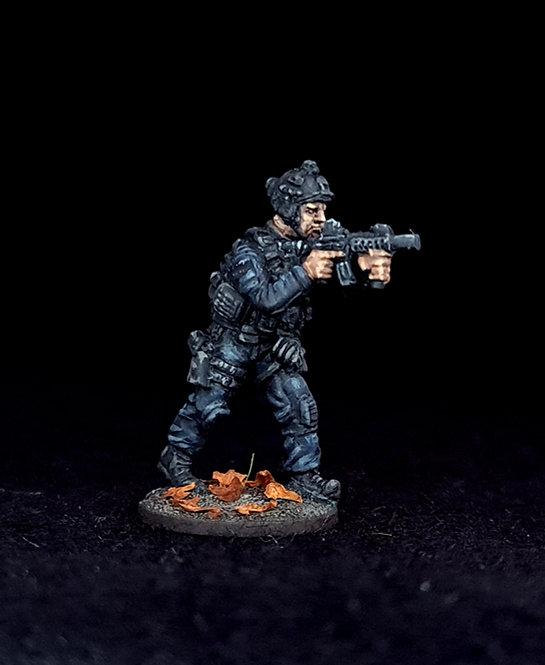 Firearms Officers -Single FO1002 (Metal)