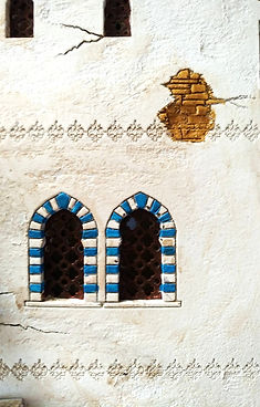 28mm (1:50) middle eastern building