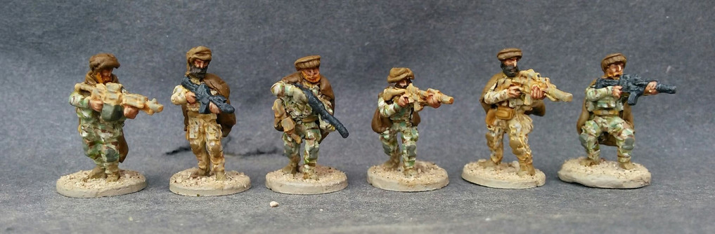 15mm TF Tribal
