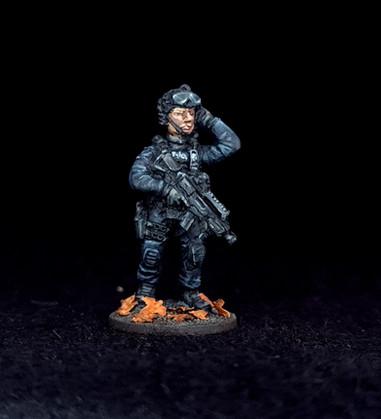 NCA Support Officer