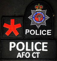 CNC and AFO patches