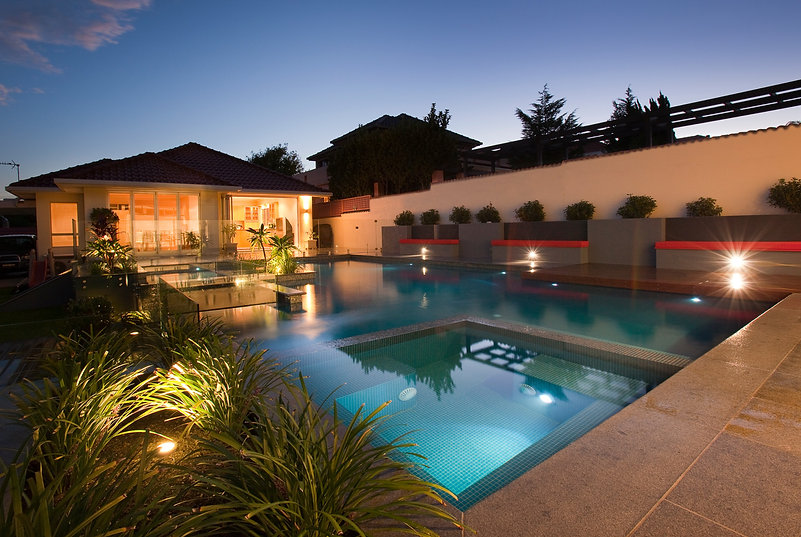 pool outdoor living
