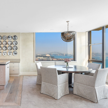 Darling Point - Kitchen, Dining