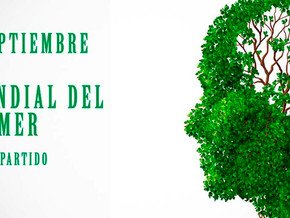 Este 21 de septiembre se conmemora el Día Mundial del Alzheimer.