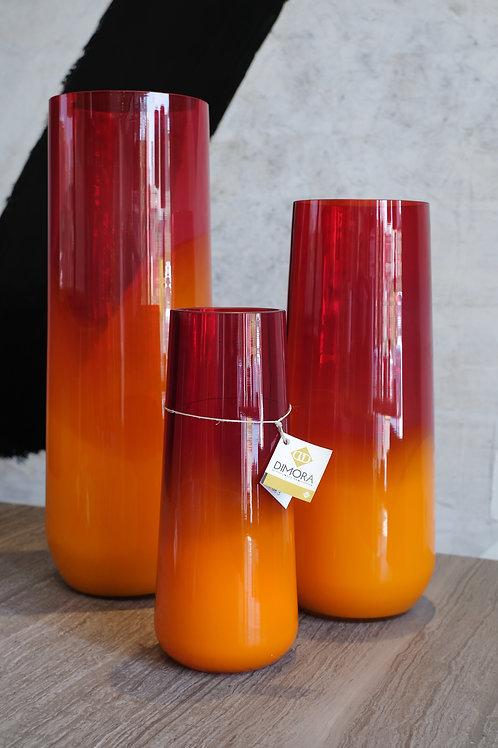 Ombre Taper Vase