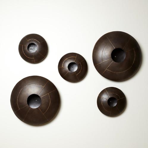 Oculus wall vase