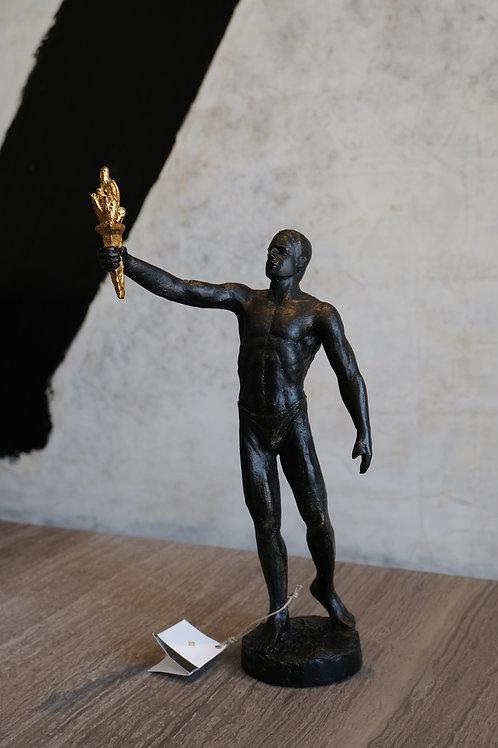 Olympian sculpture