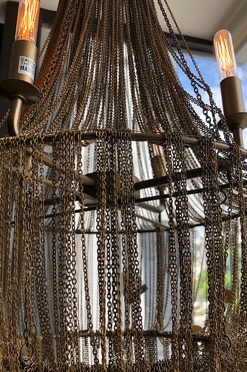 Yale chandelier