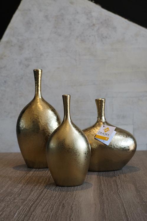 Lilo Dimpled Ceramic Vase
