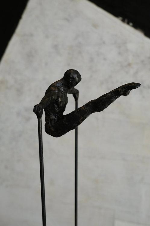 V shaped acrobat
