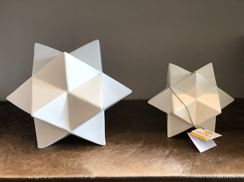 Stellated dodecahedron-matte set 2
