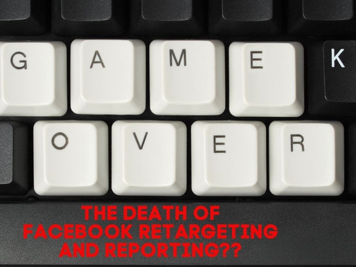 The Convincing Reason Retargeting and ROAS Is Dead as We Know It on Facebook