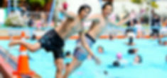 Wainuiomata Pool photoshoot 1 November 2