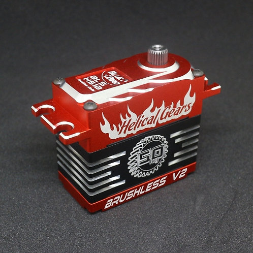 BLS-H51B V2 Helical Gear Brushless Servo