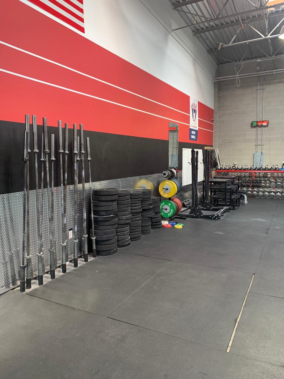 CrossFit Sandy Gym
