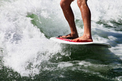ALways find a ridable surfing wave with Gephardt Boat Rentals in Utah