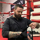 Boxing Training Coach Brian Mehl