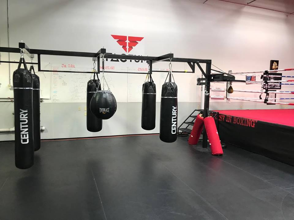 Boxing Factum Heavy Bag Rack