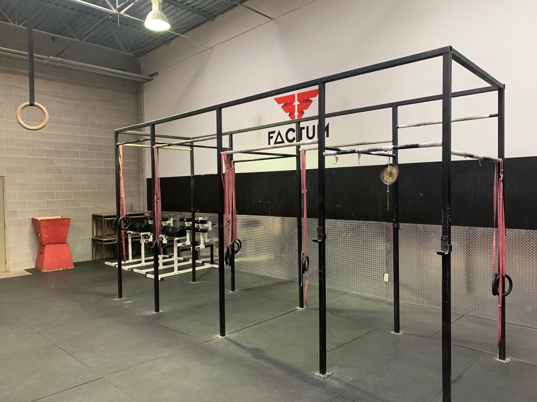 CrossFit West Jordan Utah Gym Rig