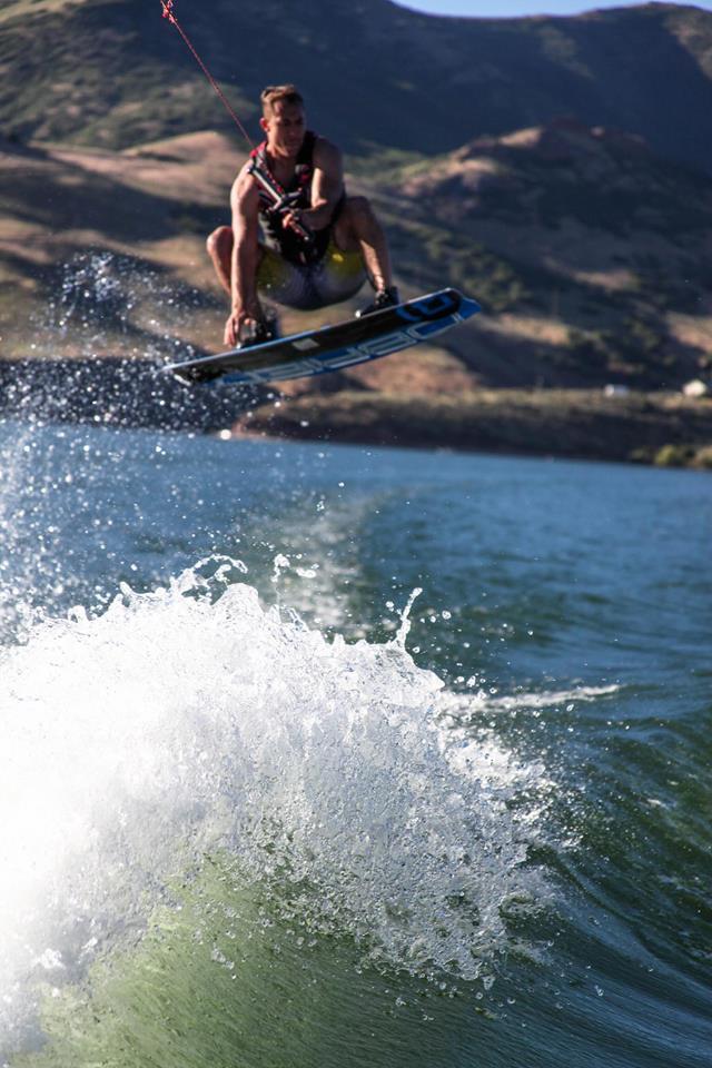 Get monster air behind our power boats on every rental in Utah