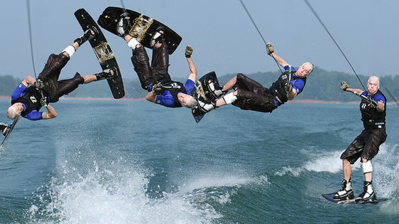 The Keys to Landing the Perfect Back Roll on a Wakeboard