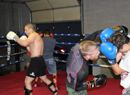 How Often Should a Fighter Train Before a Fight?