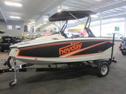 Power Boat - Heyday WT-1