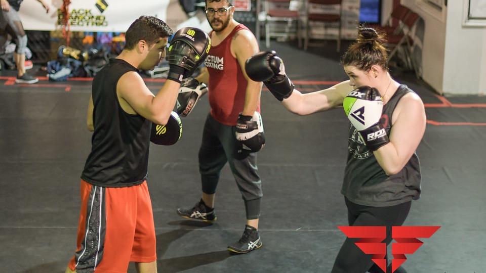 Boxing Classes Near West Jordan Utah