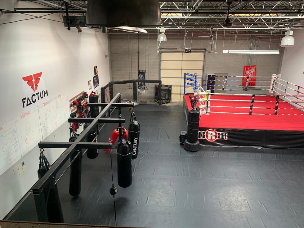 Kickboxing Classes in Sandy