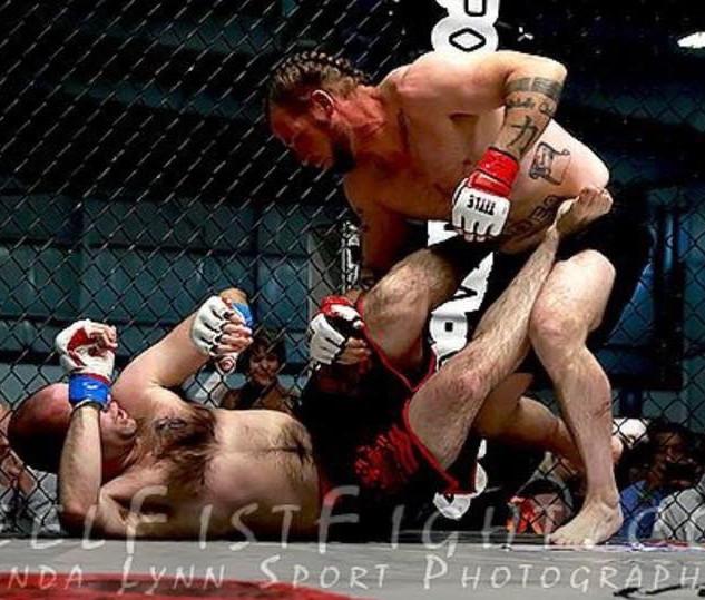MMA Training Near South Jordan