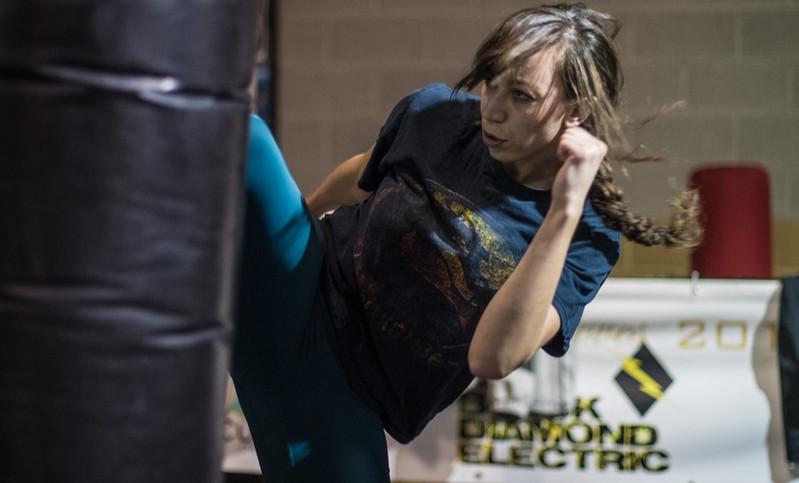kickboxing classes kickboxing training