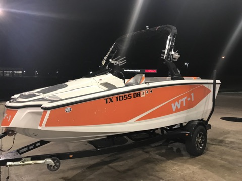 Heyday WT-1 added to Salt Lake Boat Rental garage