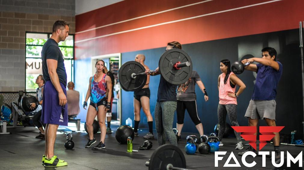 CrossFit Gym Sandy Utah