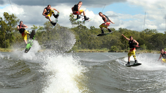 Progressions and Keys to Landing Your First 360 on a Wakeboard