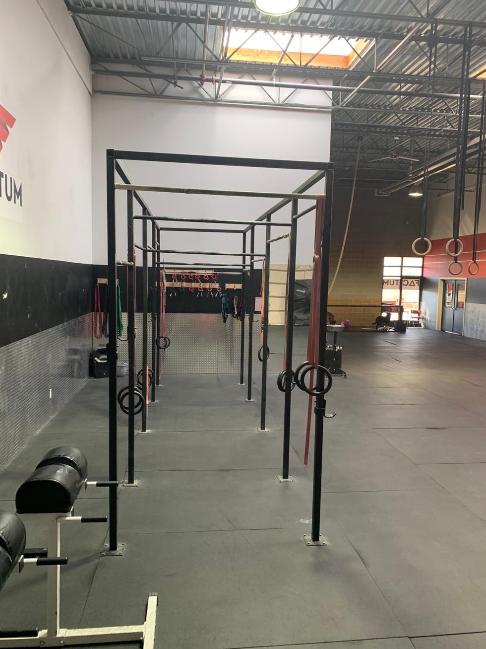CrossFit Sandy Rig