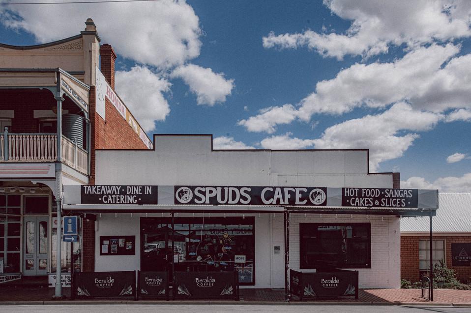 Spuds Cafe