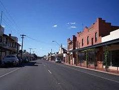 Main Street Of Donald
