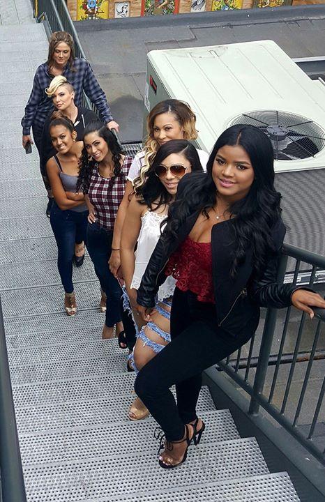 Fun group of women!