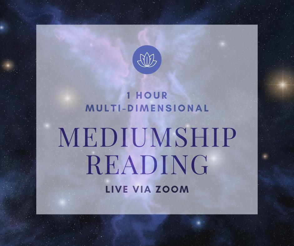 Psychic-Mediumship Reading
