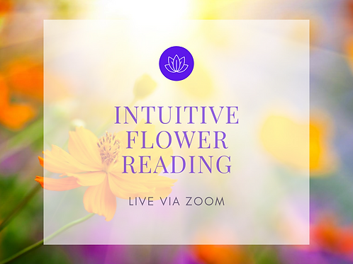 Intuitive Flower Reading