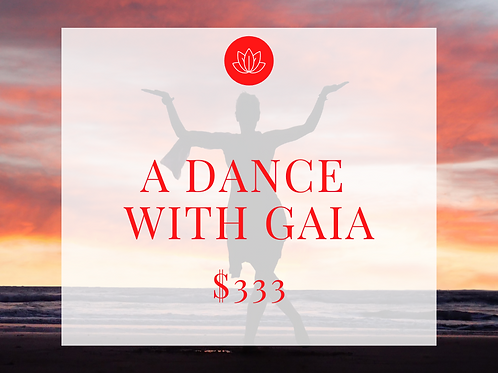 A Dance with Gaia coaching program