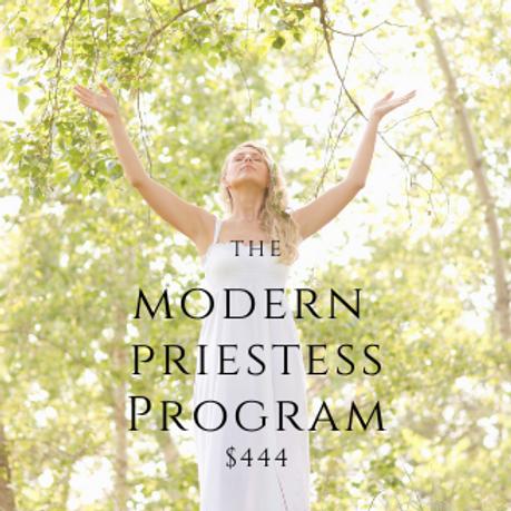 The Modern Priestess Program
