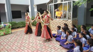 India rural shool girls dancing.jpg